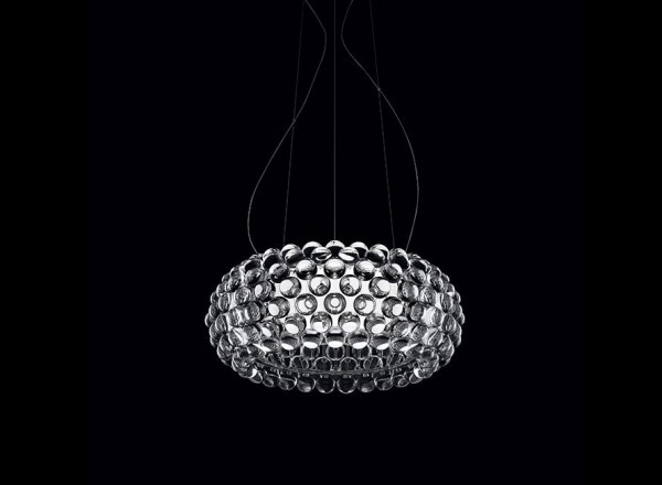 foscarini caboche led media suspension light. Black Bedroom Furniture Sets. Home Design Ideas
