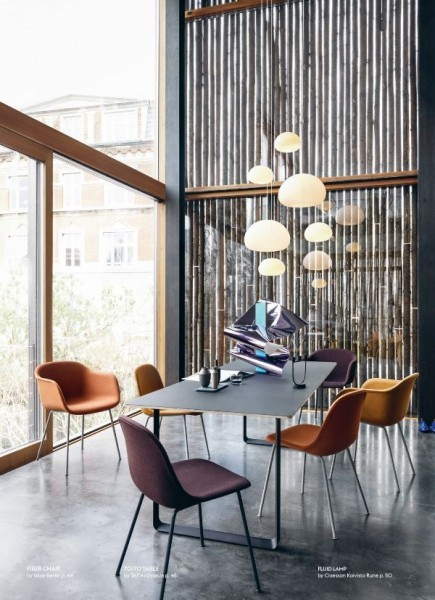 Muuto Fluid Large Pendant Lamp