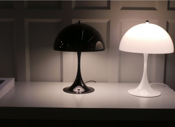 Louis Poulsen Panthella Mini Led Table