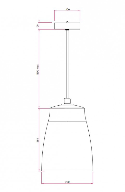 Related Products Astro Atelier 200 Pendant