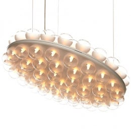 Moooi Prop Light Round Double LED Suspension