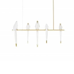 Moooi Perch Branch LED Suspension