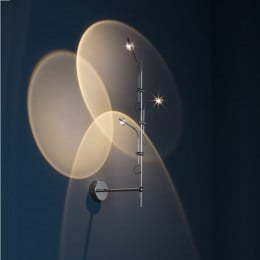 Catellani & Smith Wa Wa Wall Light LED