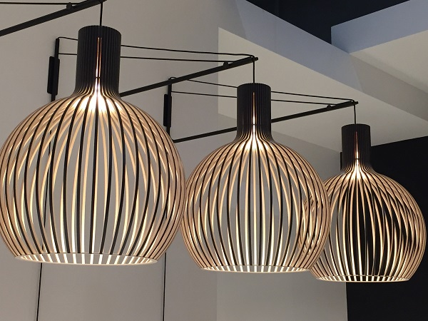 Secto design wall pendants euroluce