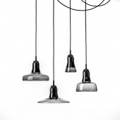 Brokis Shadows Pendant in various shapes and colours