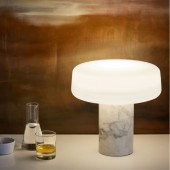 Terence Woodgate Solid Table Lamp LED