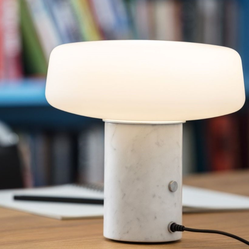 Terence Woodgate Solid Table Lamp - Small LED